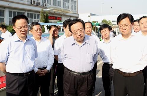 国家发改委副主任朱之鑫来枣庄调研_实时枣庄