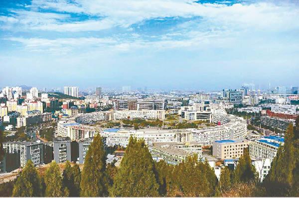 港媒:苹果新总部大楼被指抄袭山东齐鲁软件园(图)